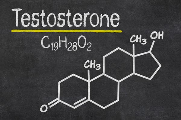 Nízky testosterón aCrohnova choroba